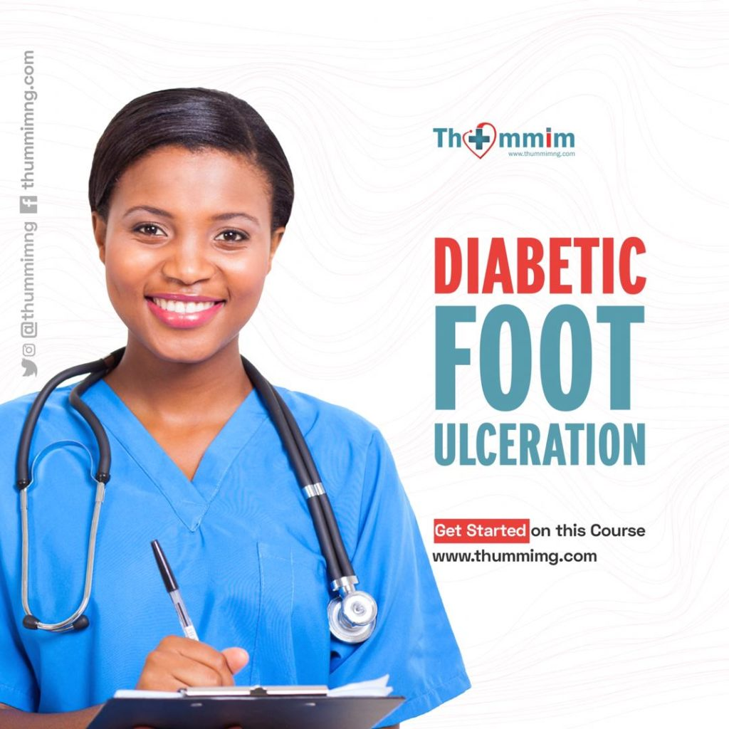 Diabetic foot ulceration