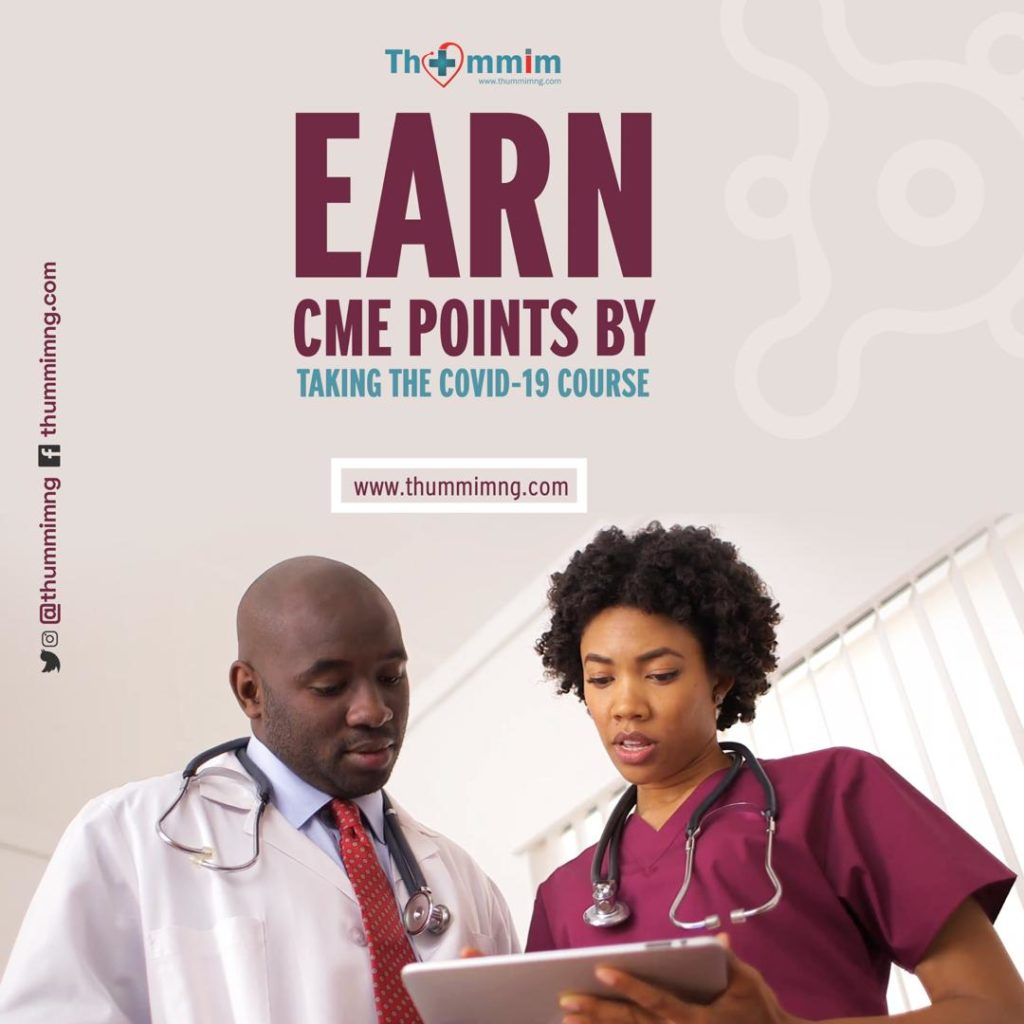 Earn CME Points on Thummim NG