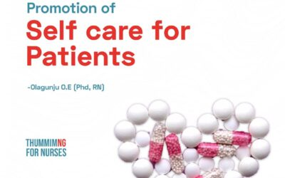 Nursing: Promotion of Self Care for Patients
