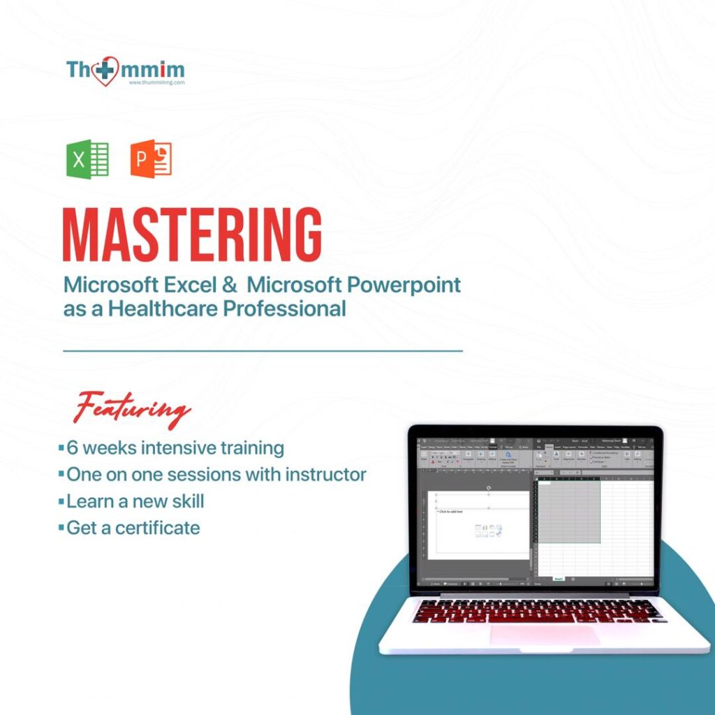 Mastering Microsoft Excel and PowerPoint as a Health Professional