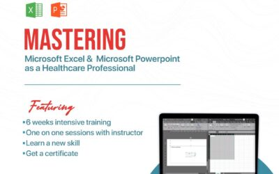Mastering Microsoft Excel and PowerPoint as a Health Professional II