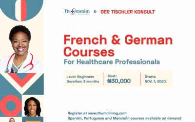 German Language for Healthcare Professionals