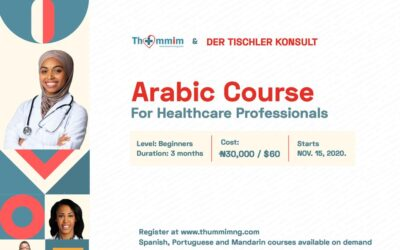 Arabic Language for Healthcare Professionals