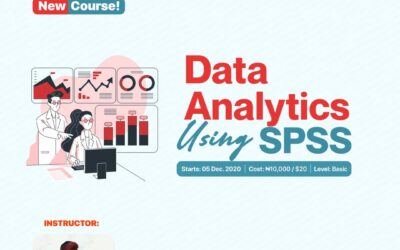 Data Analytics using SPSS