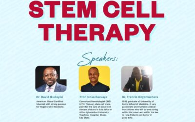 Webinar on Stem Cell Therapy